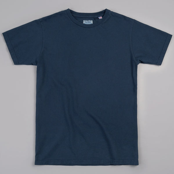 The Hill-Side - T-Shirt, Navy - TS1-0012