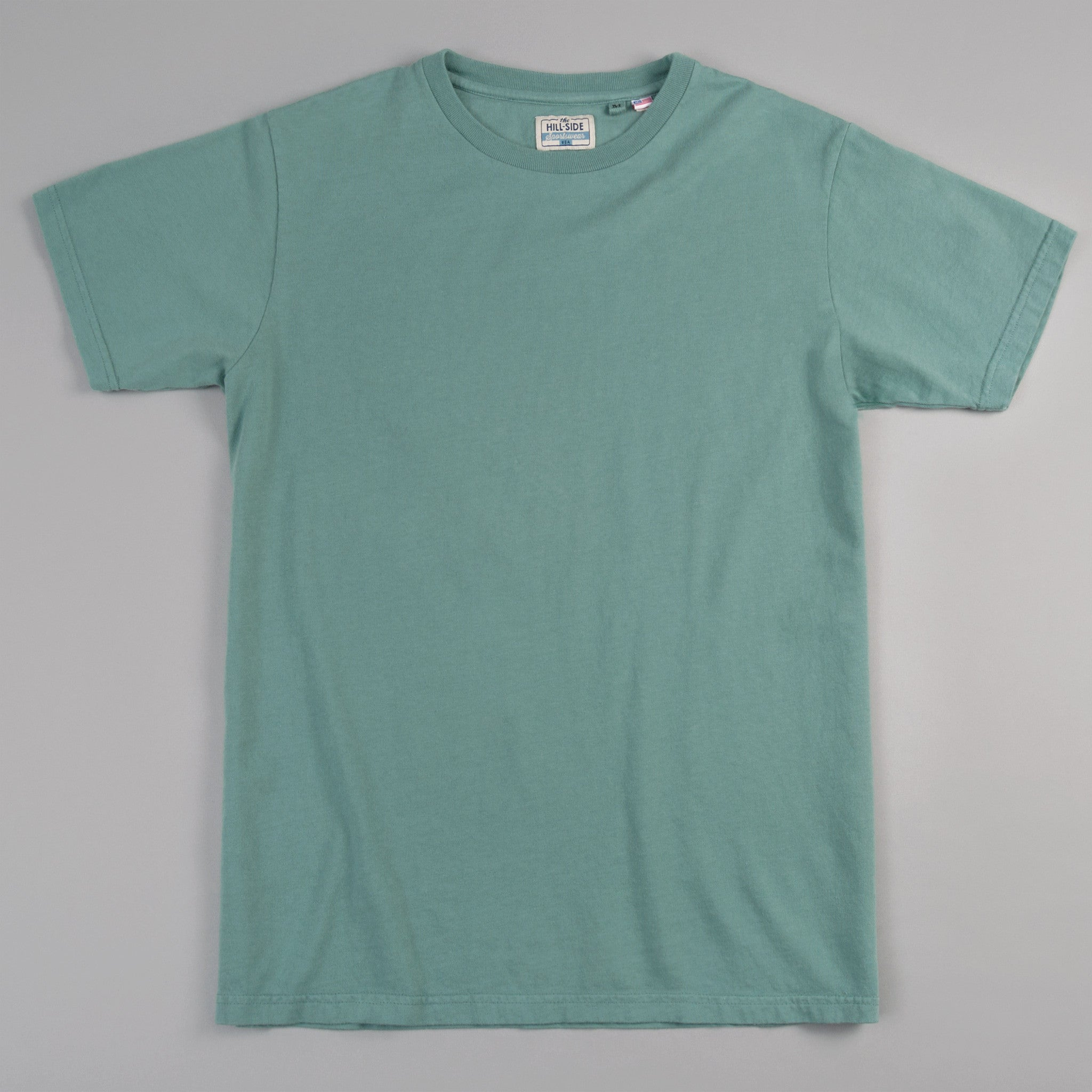 The Hill-Side - T-Shirt, Seafoam - TS1-0006