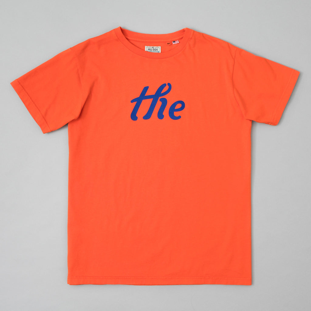 The Hill-Side T-Shirt,
