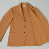 The Hill-Side - Tailored Jacket, American Brown Duck Canvas - JK1A-313