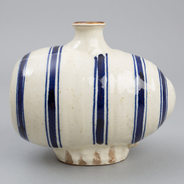 The Hill-Side - Tawara Vase,