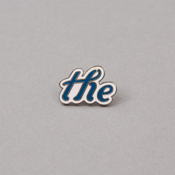 "The Hill-Side ""The"" Cloisonné Enamel Lapel Pin"