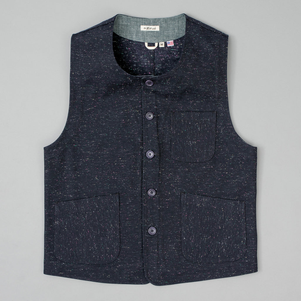 The Hill-Side Weekend Vest, Navy