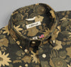 The Hill-Side Xerox Floral Print Button-Down Shirt, Camo