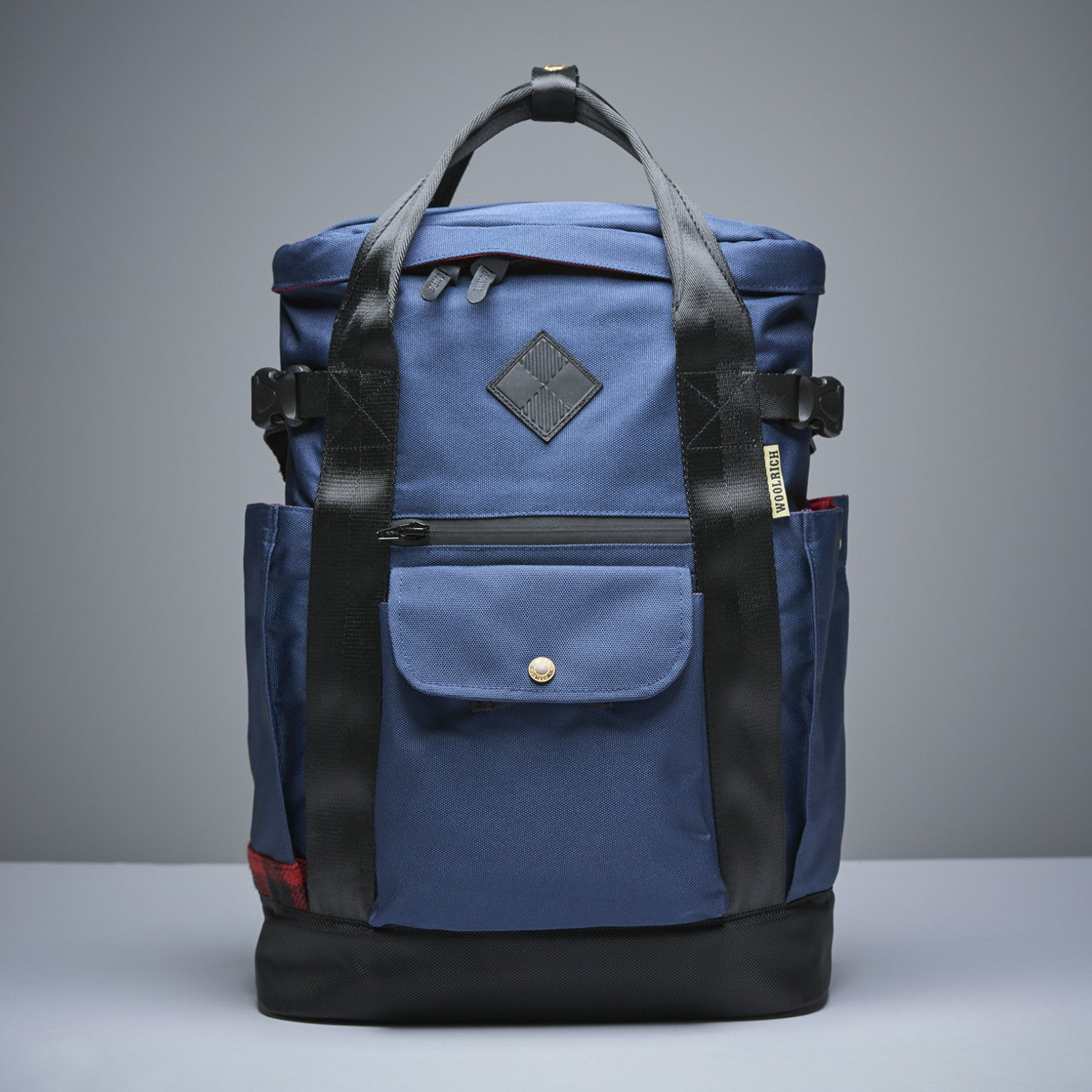 Woolrich - The Hill-Side for Woolrich Backpack, Navy -