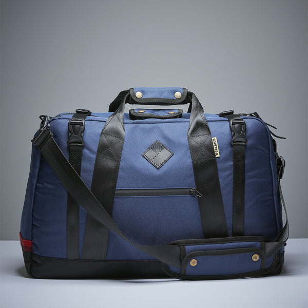 Woolrich - The Hill-Side for Woolrich Weekender, Navy -