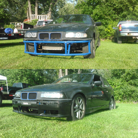 BMW E36 M3 Front Bash Bar