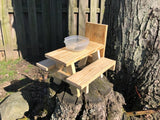 Squirrel Picnic Table Kit
