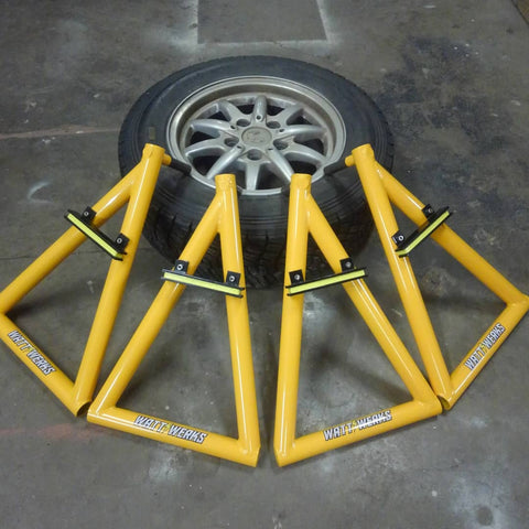 e36 Triangle Stands (set of 4)