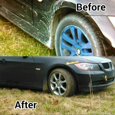 BMW Mud Flaps (fits e90 chassis)