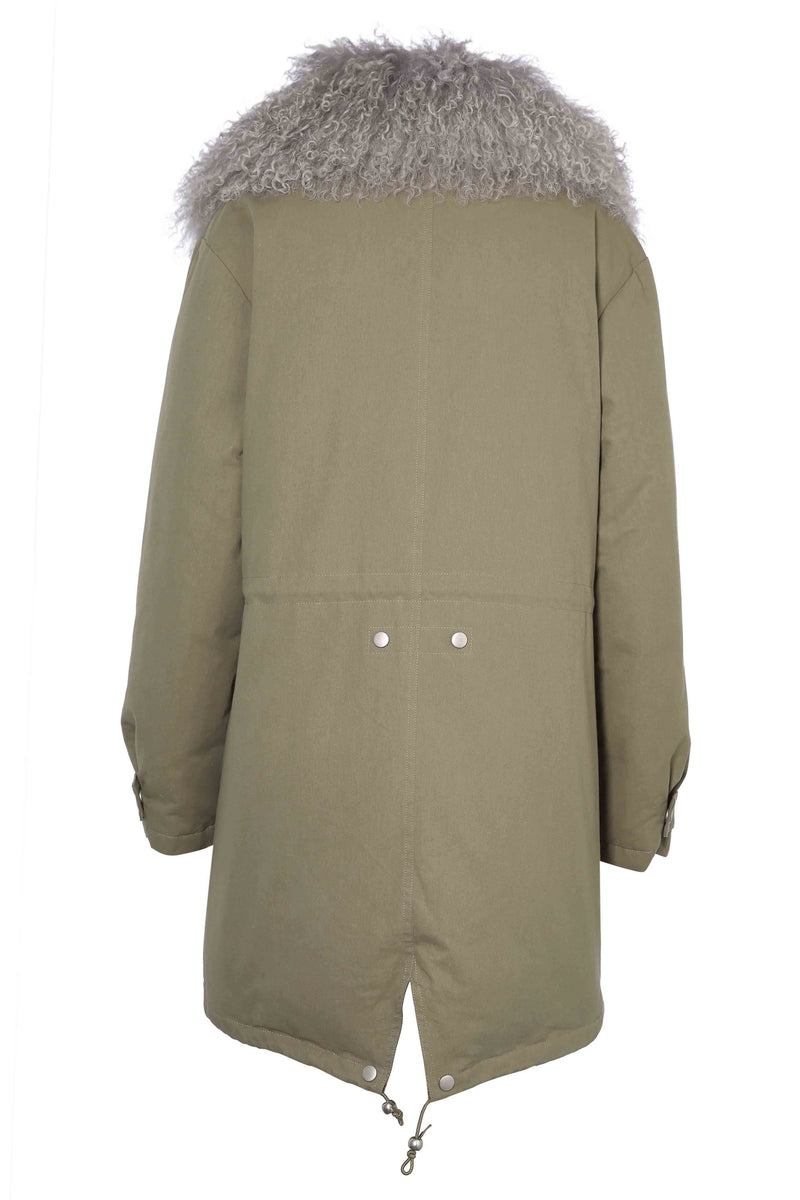 The Dylan Parka