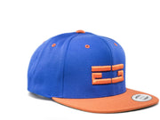 BLUE / ORANGE EG SNAPBACK - Educ8d + Gifted