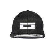BLACK / WHITE EG SNAPBACK - Educ8d + Gifted