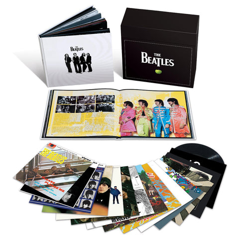 3.  Beatles Box Set