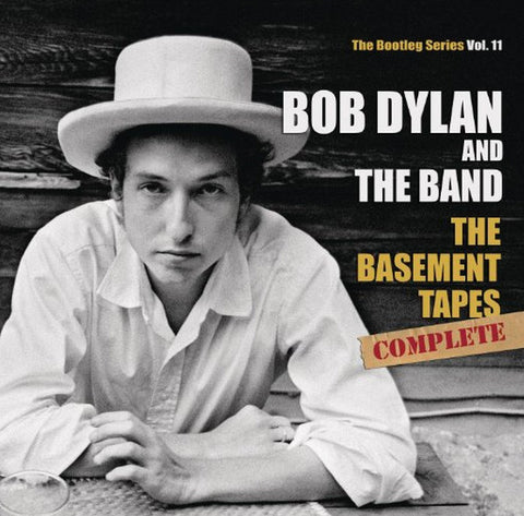 1. Bob Dylan - The Basement Tapes Complete: The Bootleg Series Vol. 11(Deluxe Edition)