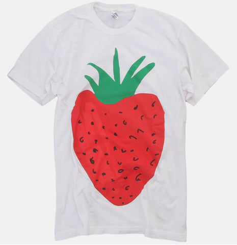 1. Miniature Tigers Strawberry T-Shirt