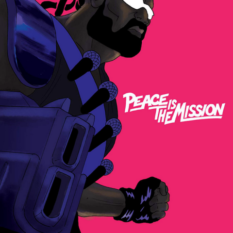 9. Major Lazer - Peace is the Mission