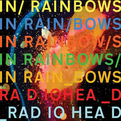 10. Radiohead- In Rainbows