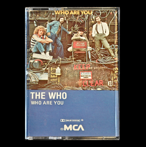10. Who Are You- The Who