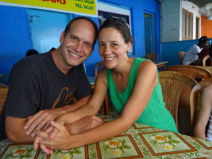 Freedom Firm Founders - Greg and Mala