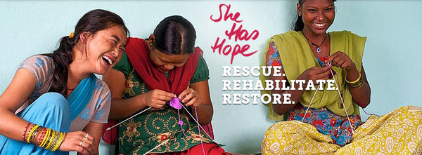 She Has Hope - Rescue Rehabilitate Restore