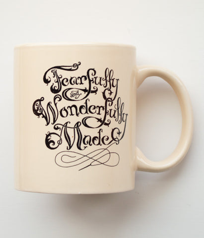 139Made Typographic Mugs Set