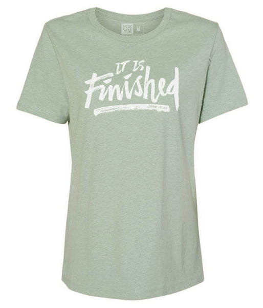 It Is Finished - Women's Tee
