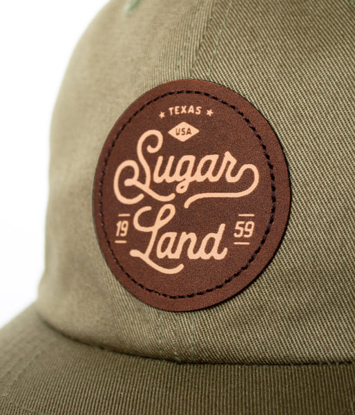 Sugar Land Hat – Olive
