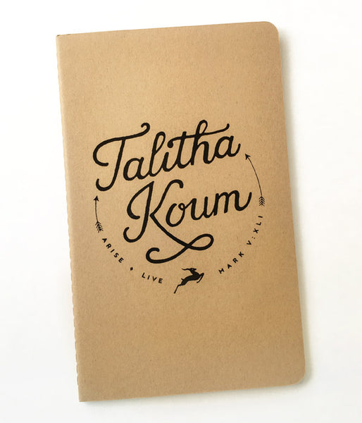 Talitha Koum - Notebook