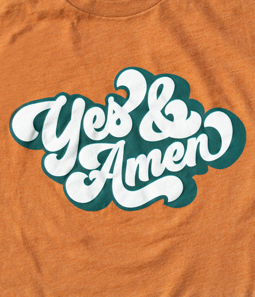 Yes & Amen – Heather Autumn