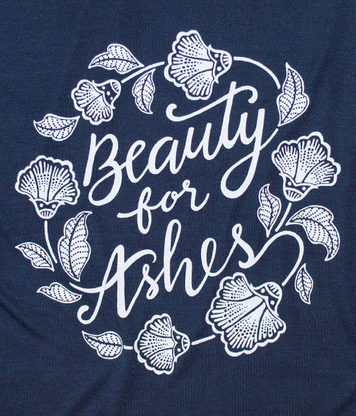 Beauty For Ashes – Navy