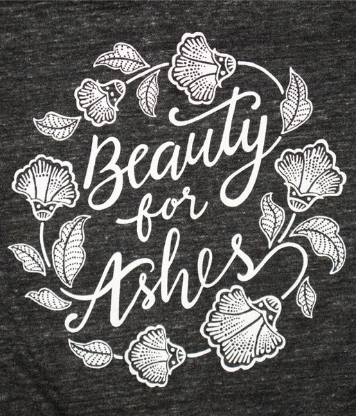Beauty For Ashes Slouchy Pullover