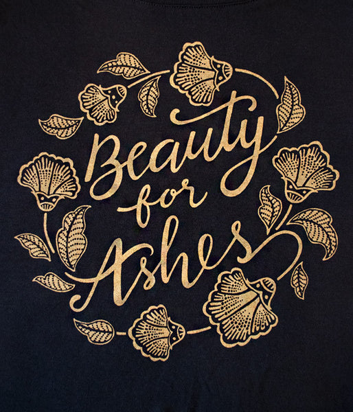 Beauty For Ashes Slouchy Tee