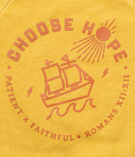 Choose Hope Sweatshirt