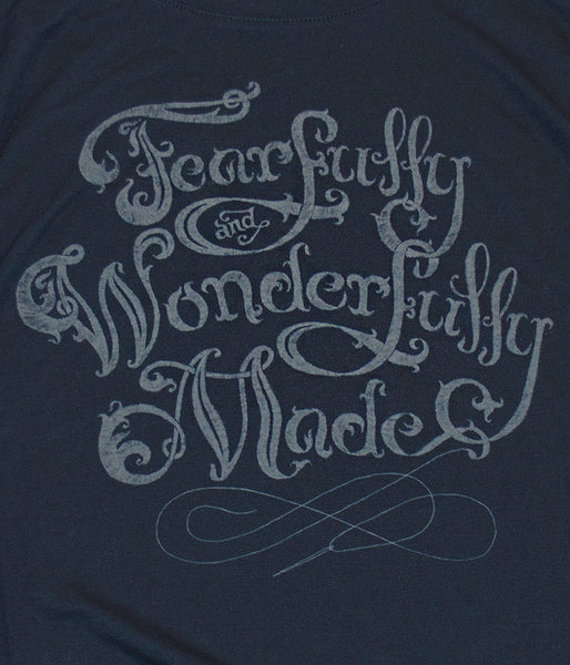 Fearfully & Wonderfully Made – Navy
