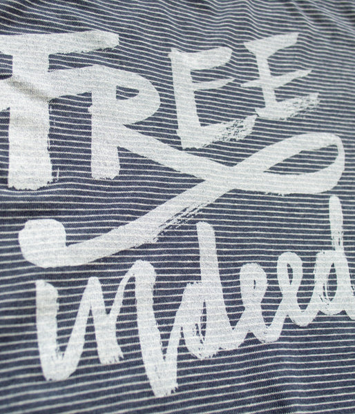 Free Indeed Unisex Striped Tee