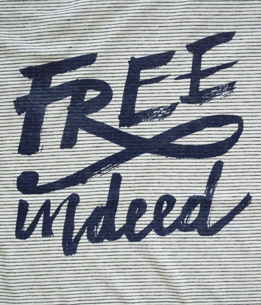 Free Indeed Women's Striped Tee