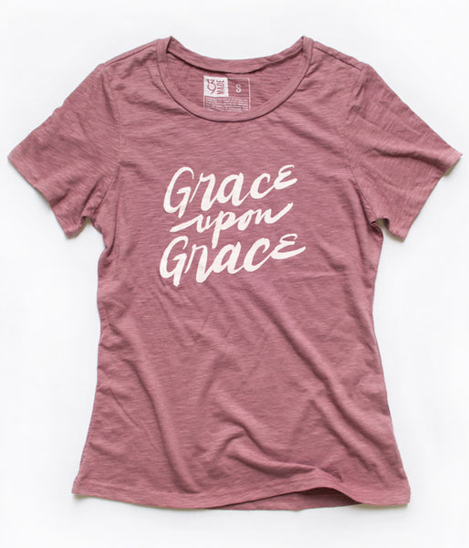 Grace Upon Grace Women's Tee