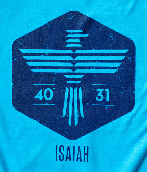 Isaiah Eagle – Youth Tee