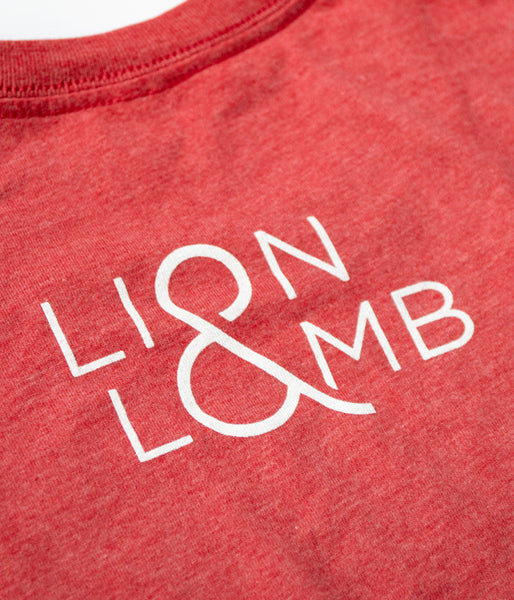 Lion & Lamb – Scarlet Heather