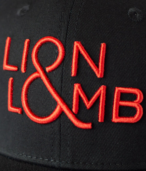 Lion & Lamb Hat