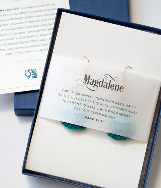 Magdalene Earrings