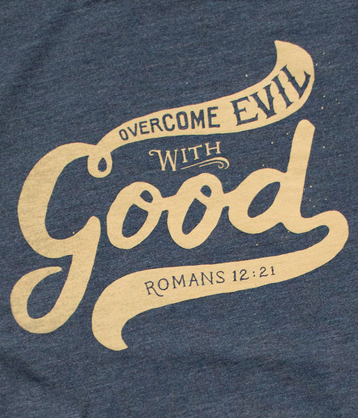 Overcome Evil With Good – Youth Tee