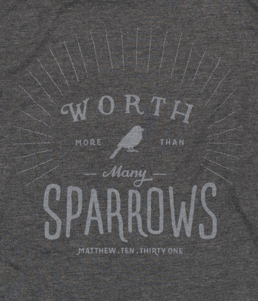 Worth More Than Many Sparrows