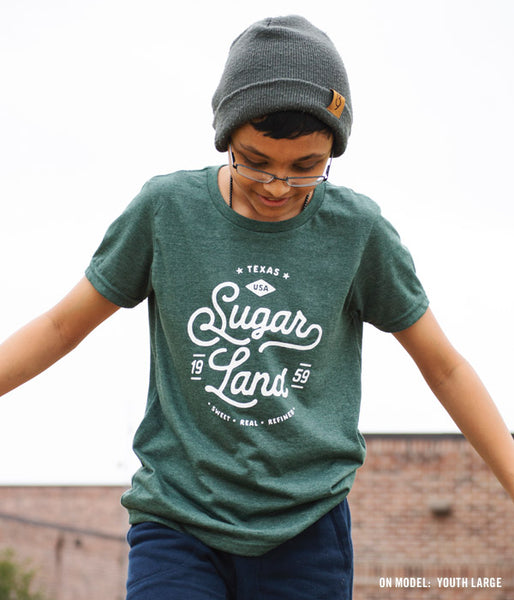 Vintage Sugar Land Kids Tee