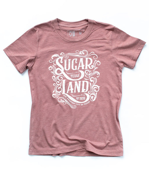 Western Sugar Land Kids Tee