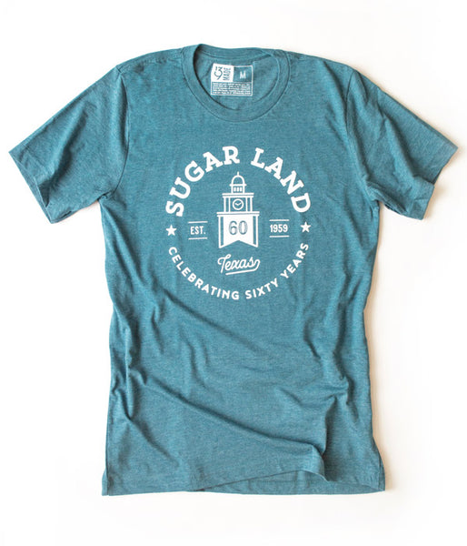 Sugar Land 60th Anniversary Tee