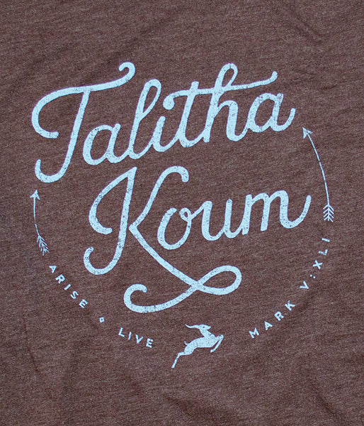 Talitha Koum – Brown
