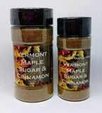 Vermont Maple Sugar & Cinnamon
