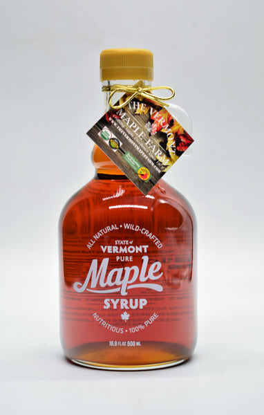 Vermont Maple Syrup - Glass Jug